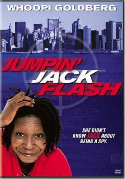 Penny Marshall directed Whoopi in this lovely computer age spy comedy.  This was hilarious!