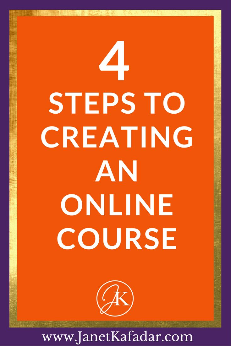 Do you want to create an online course but don't know where to start or frankly feel overwhelmed with where to begin? In a world of information overload sometimes you just need a little nudge in the right direction, or just a few pointers to give you the clarity you need. >> http://www.janetkafadar.com/create-an-online-course/