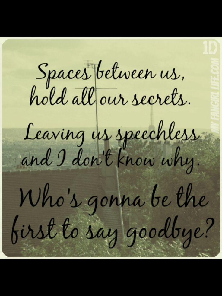 282 best 1D lyrics images on Pinterest | Lyrics, Music lyrics and ...