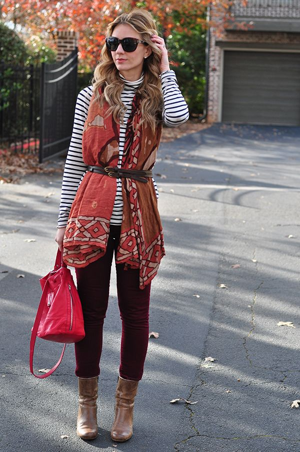 Chic of the Week: Mireille's Pretty Patterns: