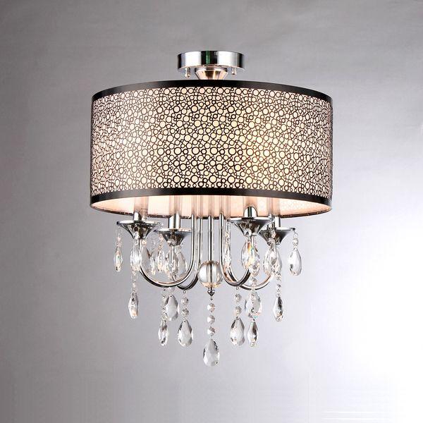 Bathroom Light Fixtures Overstock 72 best lighting images on pinterest | crystal chandeliers