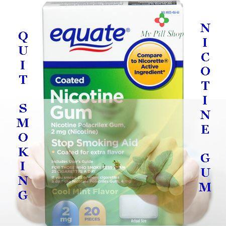 Buy #Nicotine #Polacrilex Gum is in form of Gum to drop your #Tobacco #Smoking Habit in just 6 weeks. Buy Nicotine Chewing Gum online from #MyPillShop at best prices. http://www.mypillshop.com/nicotine-polacrilex-gum-2mg-online.html