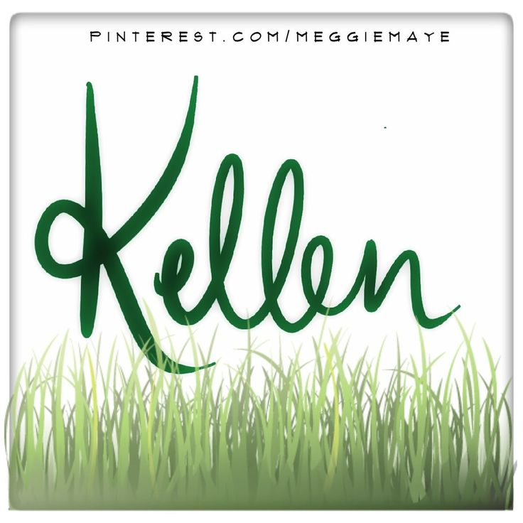"Unisex baby name Kellen. Irish name Kell(e/a)n is derived from Caolán, ""little slender one."" It is a male name, but somehow with Kelly becoming unisex and Helen being for girls, I just think this could cross over either gender! :)"