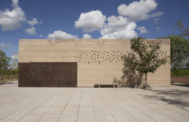 Vinícola Cuna de Tierra / CCA Centro de Colaboración Arquitectónica, © Estudio Urquiza