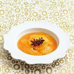 Salade d'oranges aux épices - Marie Claire Maison