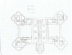 Castle Design Numero Unoquot 100x100 Pixel By Minecraft Blueprints 101