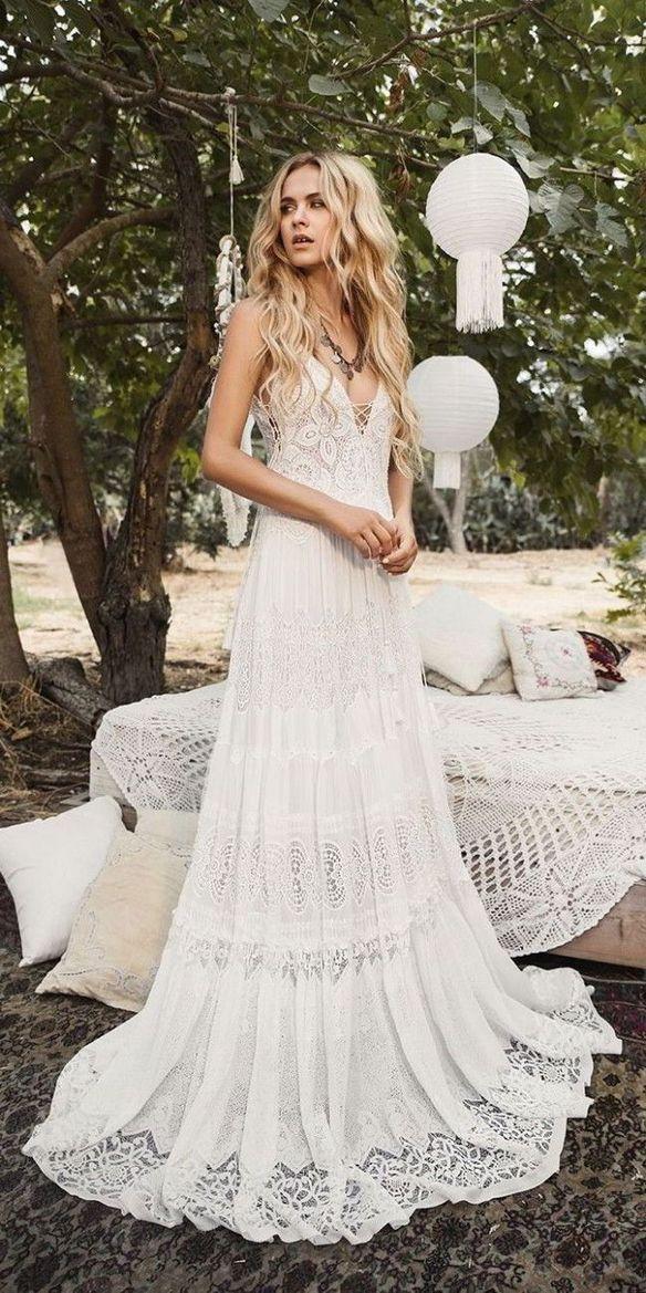 afab1f5841f Boho wedding dress 111