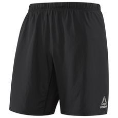 Reebok Running 5 Inch Shorts In Black BR4401