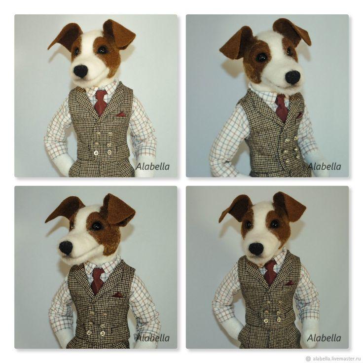 Собака Джек рассел терьер – купить в интернет-магазине на ...