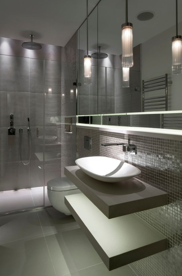best 25+ badezimmer fliesen grau ideas on pinterest, Badezimmer dekoo