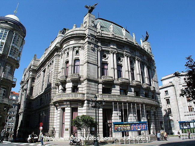 Teatro Garcia Barbon  Antonio Palacios