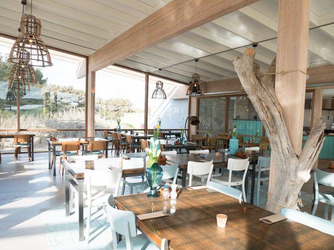 Gestrand: nieuw restaurant in de duinen