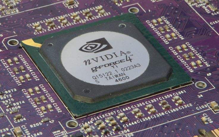 Nvidia GeForce Ti 4600 GPU