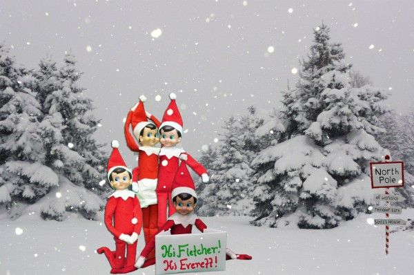 You ever wonder what elves do at the North Pole?