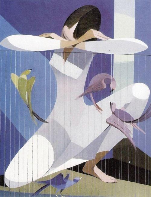 Armando Barrios (Venezuela 1920-1999) La jaula - The Cage (1960)