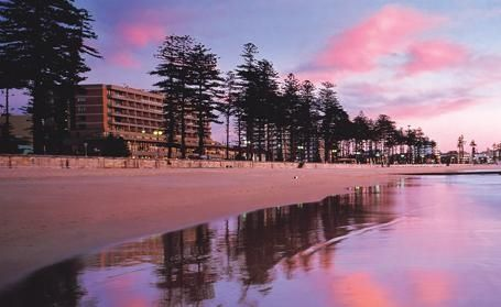We also love the Novotel Manly Pacific for an all in one wedding venue!