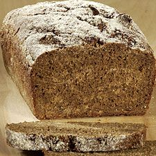 classic pumpernickel bread     http://www.kingarthurflour.com/recipes/classic-pumpernickel-bread-recipe