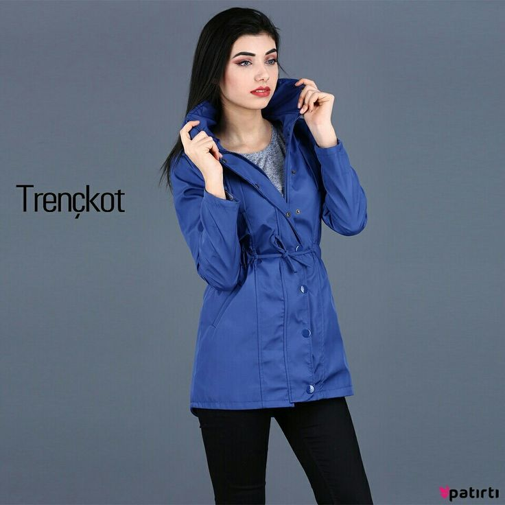 Ürün Kodu: 7075 #patırtı ile tarzını yarat 😎  Kol Katlamalı Cep Detay Mavi #Trençkot  #Alisveris #Moda #Style #Fashion #Shopping #Style #Dress #Elbise #Jean #Abiye #Beauty #Beautiful #Model#Pretty #Girl #Clothes #Love #Swag #instamood #instagood #instalike #follow #Party #Stylish #Photooftheday #guzel #kadin #giyim #bayangiyim