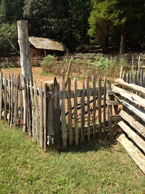 love this fence.