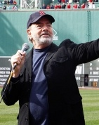 Sweet Caroline led by Neil Diamond at a recent Red Sox game Boston Strong!