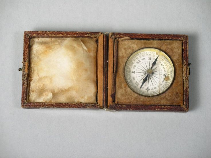 Compass Used By Dr William B Wheeler A Marylander From Boonsboro Who Served As An Assistant Surgeon In The Maryland Infantry Antietam National