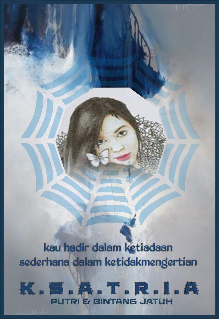 """""""ksatria putri & bintang jatuh""""  novel by : dee lestari"""