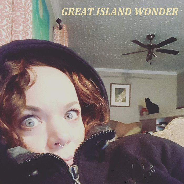 """Great Island Wonder"" is the official release of an Allison Crowe concert bootleg that's long circulated in torrent trading circles. Mélanie Bilodeau of Denman Island, on Canada's Pacific shores, presented this concert to her home community and neighbours on Hornby Island, BC in 2005 –  it's captured resonantly by Audioarchivist John MacMillan."