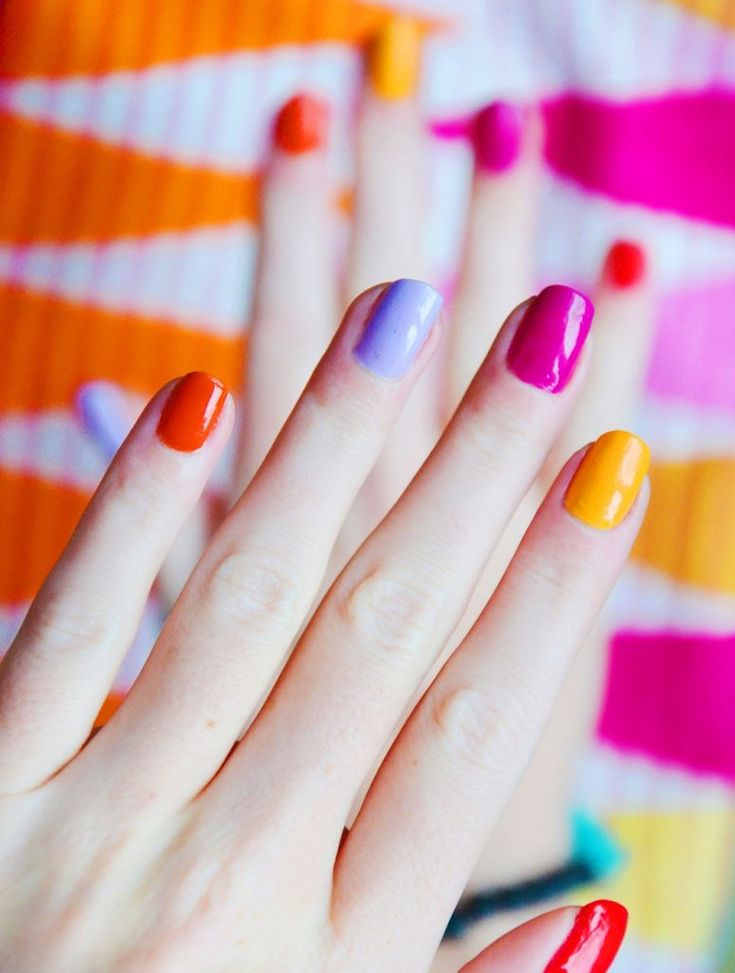Nail Design: My Kind Of Easter Eggs