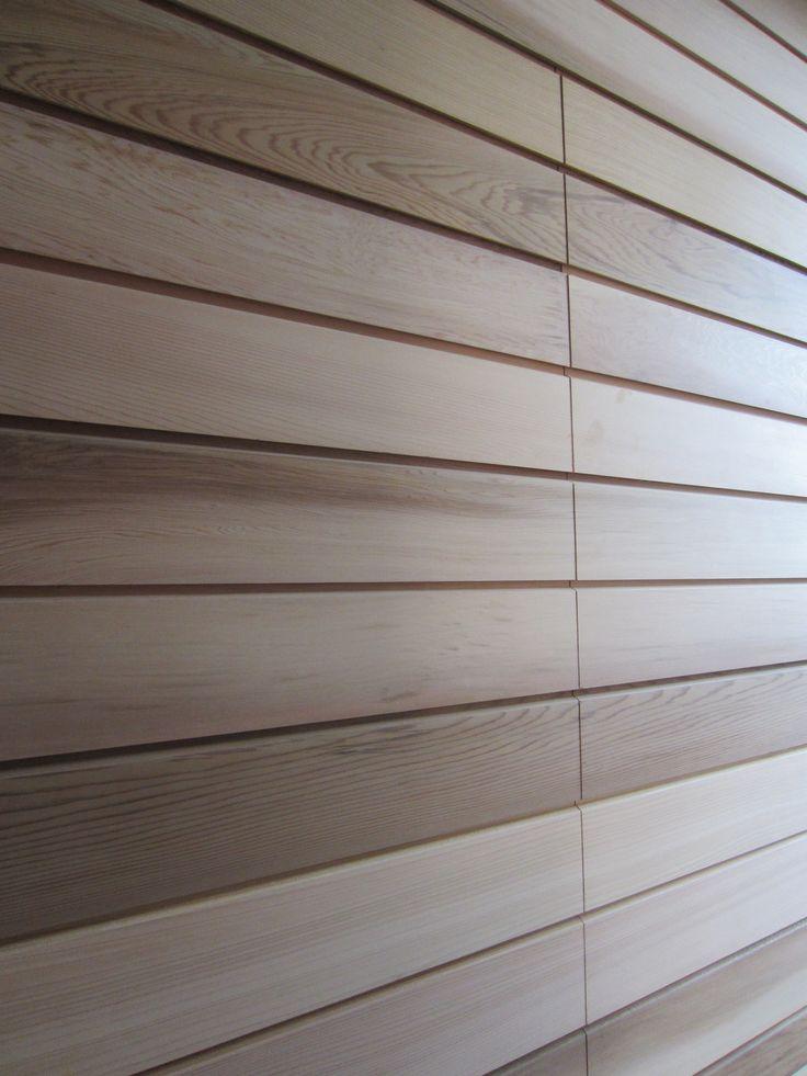 Interior Timber Cladding Ideas