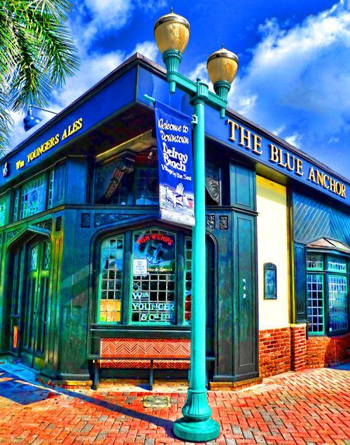 The Blue Anchor in Delray, Florida