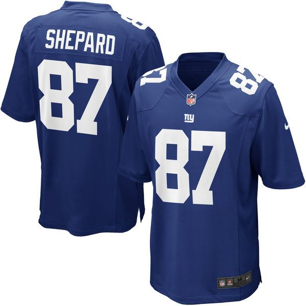 Sterling Shepard New York Giants Nike Youth Game Jersey - Royal - $74.99