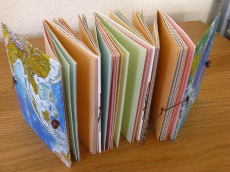 amazing handmade journals; recycled materials: Amazing Handmade, Handmade Journals