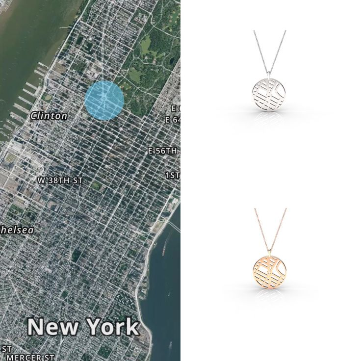 17 best custom round map pendants images on pinterest rounding this true coordinates round map pendant necklace is from new york city columbus circle aloadofball Gallery
