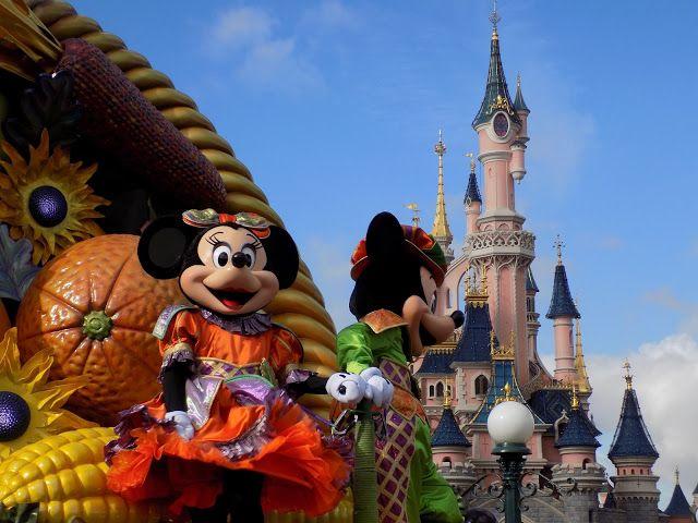Top 5 Halloween attractions at Disneyland Paris