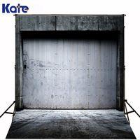 200Cm*150Cm Kate Retro Thick Cloth Photo Backdrop Fundo Cold Gray Iron 3D Baby Photography Backdrop Background Lk 2101