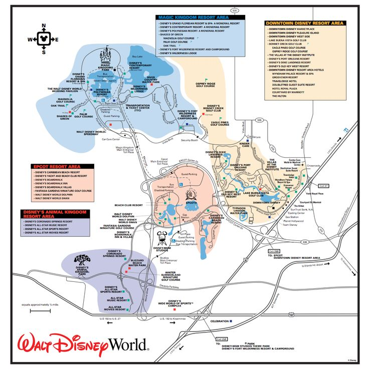 """If you're planning a trip to Walt Disney World, chances are you'll encounter the term """"TTC."""" TTC is the Transportation and Ticket Center and we're here to tell you what it's all about.   TRANSPORTATION  The TTC is, not surprisingly, a major trans"""