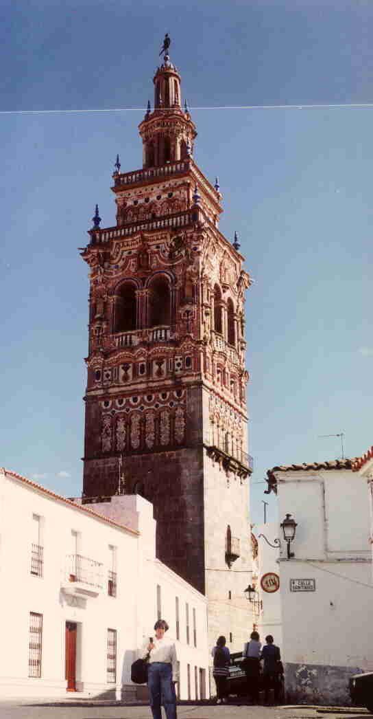 Badajoz - Jerez de los Caballeros