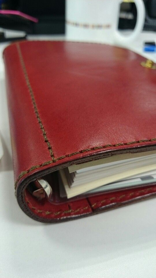 #Leather #notebook