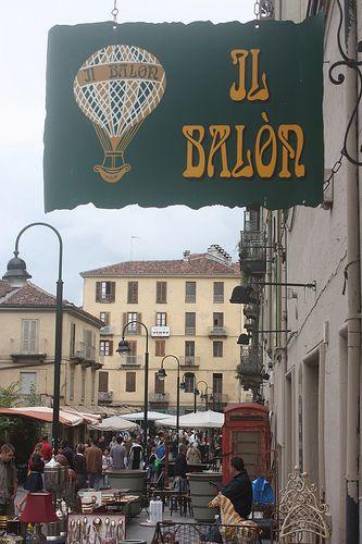 Borgo Dora Quarter, Turin, Italy Piemonte