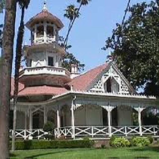 The Los Angeles County Arboretum  Arcadia, California