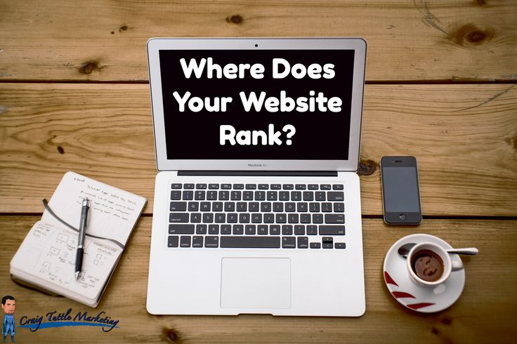 Where Does Your Website Rank?