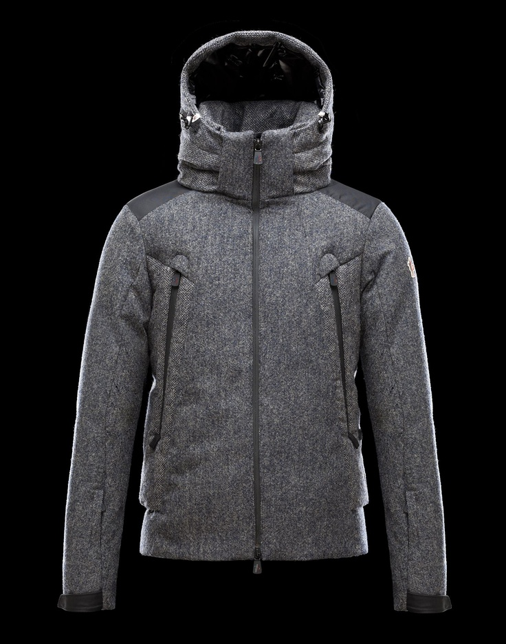 MONCLER GRENOBLE Men - Fall/Winter 12 - OUTERWEAR - Jacket - DEVON