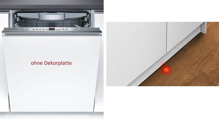 Geschirrspulmaschine Bosch Smv59m30eu Serie 6 Activewater 60 Cm Geschirrspulmaschine Geschirr Geschirrspuler
