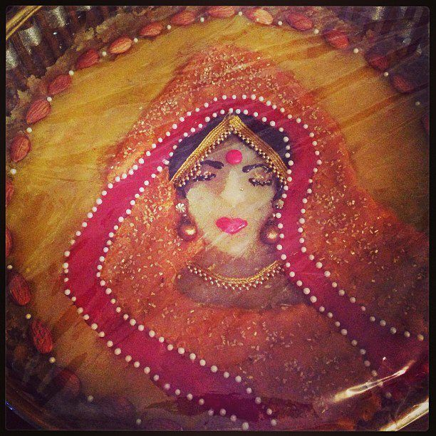 Plate Decoration For Gaye Holud: 27 Best Mehndi/Gaye Holud Night Images On Pinterest