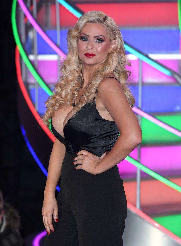 Celebrity Big Brother's Nicola McLean Apologises To Kim Woodburn Over Motherhood Jibe   The Huffington Post