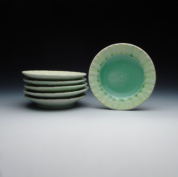 17 Best Images About Hand Thrown Plates On Pinterest