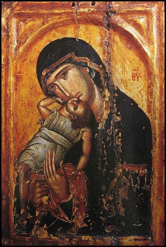 Orthodox icon - Theotokos + + + Κύριε Ἰησοῦ Χριστέ, Υἱὲ τοῦ Θεοῦ, ἐλέησόν με τὸν + + + The Eastern Orthodox Facebook: https://www.facebook.com/TheEasternOrthodox Pinterest The Eastern Orthodox: http://www.pinterest.com/easternorthodox/ Pinterest The Eastern Orthodox Saints: http://www.pinterest.com/easternorthodo2/