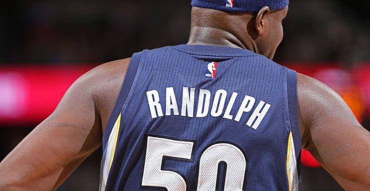 Grizzlies to Retire Zach Randolph's Number