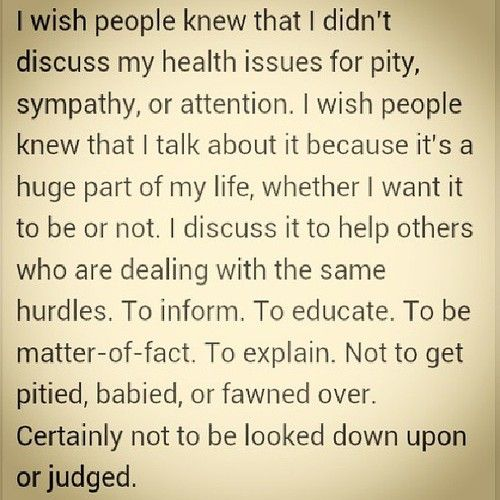 I don't have Epilepsy but this is how I feel about my own health problems. This sums it up perfectly. 'My Life with Epilepsy'