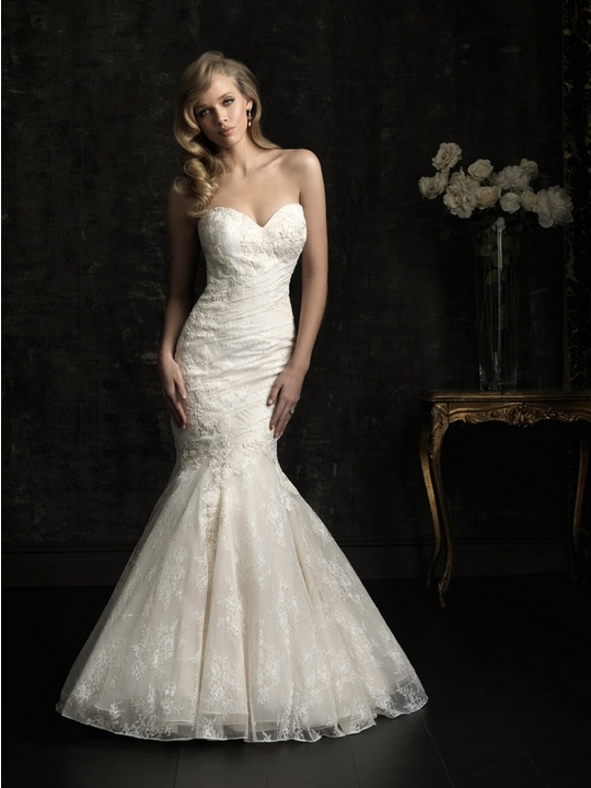 ALLURE 8967 - Allure - Bridal Gowns